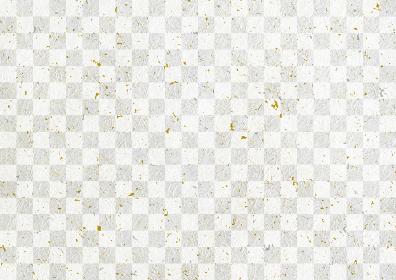金粉混じり和紙 市松テクスチャ 5788