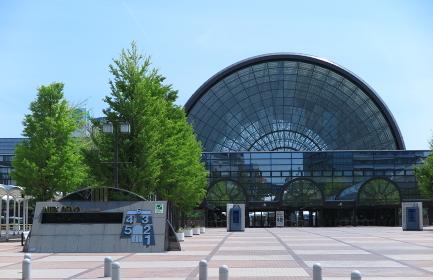大阪市が独自に大規模ワクチン接種会場に選定したインテックス大阪