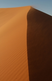 ソッサスブレイ砂丘、ナミブ砂漠、ナミビア