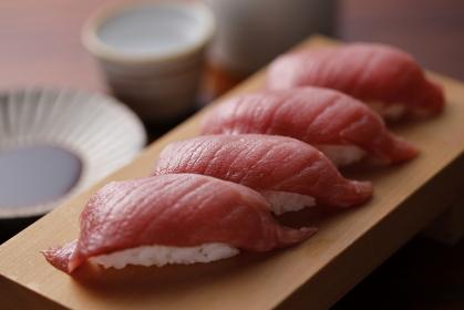 寿司 マグロ まぐろ