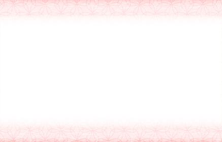 背景素材:桃色の和柄フレーム