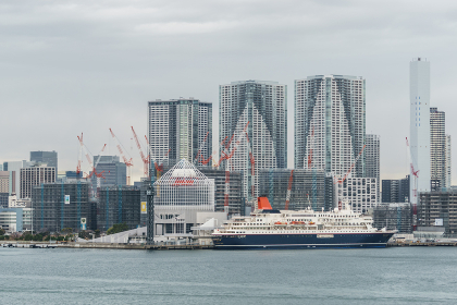 晴海 再開発 2018年12月