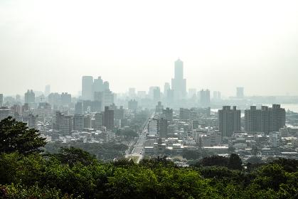 台湾・台南・高雄の都市風景