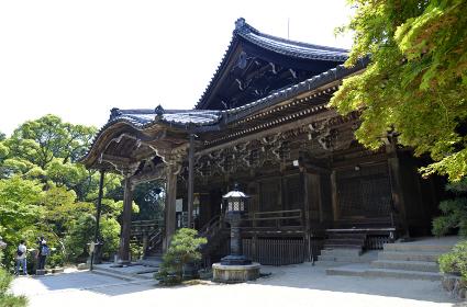 書写山円教寺 摩尼殿 兵庫県姫路市