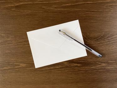 手紙を書く 3 封筒