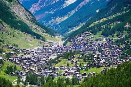 ツェルマット(スイス)