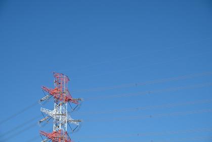【2021】送電線と鉄塔