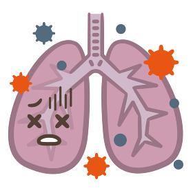 肺 病気 ウイルス
