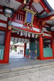 日枝神社 大晦日