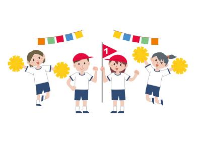学校 運動会 体育祭 セット