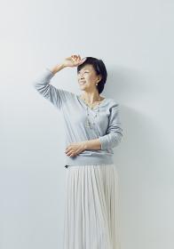アラフィフの日本人女性