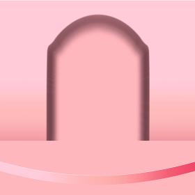 背景素材 ステージ 円 ピンク