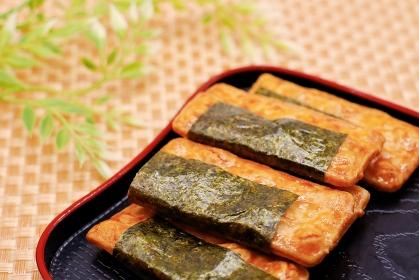 海苔巻き煎餅