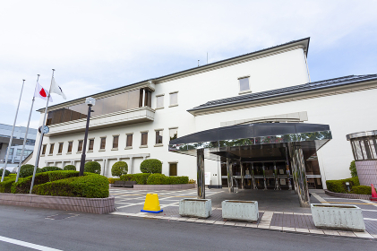 高槻現代劇場文化ホール外観