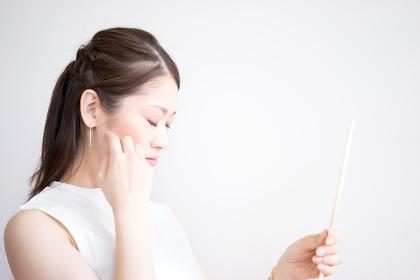 女性・スキンケア・悩み(日本人・アジア人)
