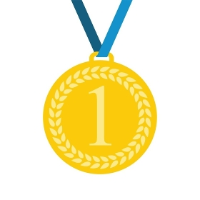 Art Flat Medal Icon for Web. Medal icon app. Medal icon best. Medal icon sign. Medal icon 1 First Place Gold.. Art Flat Medal Icon for Web. Medal icon app. Medal icon best. Me