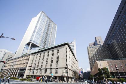 東京ミッドタウン日比谷と日生劇場