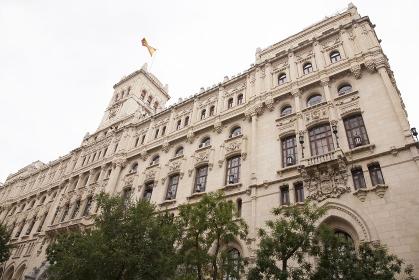 マドリードの建造物