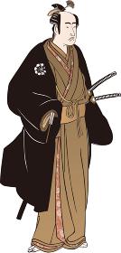 浮世絵 武士 その18