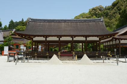 上賀茂神社 細殿 京都市
