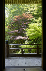 書写山円教寺 摩尼殿からの風景 兵庫県姫路市