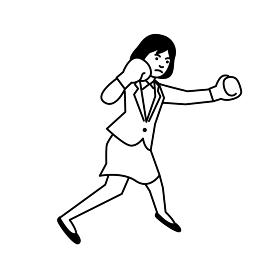 スポーツ 女性 ボクシング