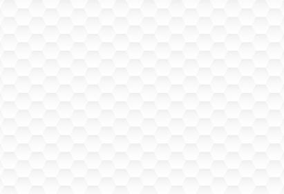 アブストラクト 六角形 白背景 ポリゴンK