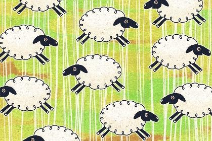 羊 イラスト