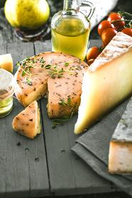 Cheese and Salami