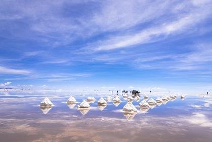 ミラーレイク ウユニ塩湖