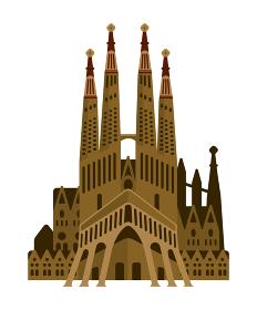 スペイン / サグラダファミリア | 世界の有名な建築物(遺跡・建物・世界遺産・ランドマーク)