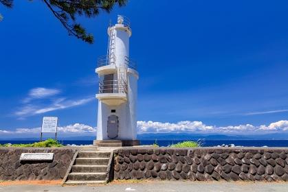 静岡県・沼津市 戸田灯台の風景
