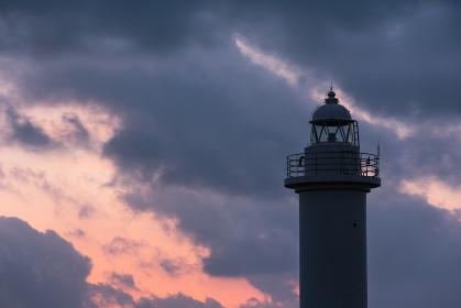 日本最南端・沖縄県の波照間島灯台