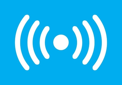 Wi-Fi Transmission of Data. Vector Illustration. EPS10. Wi-Fi Transmission of Data. Vector Illustration.