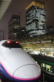 やまびこ、東京駅