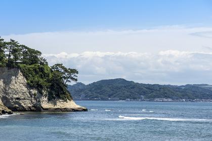 湘南海岸の風景