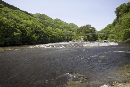 群馬県 片品川