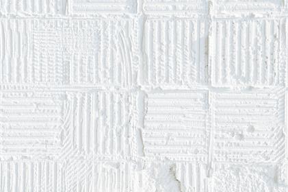 模様のある白壁