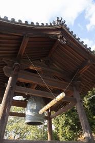高台寺の鐘楼