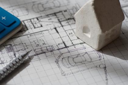 住宅設計(住宅購入)のイメージ素材