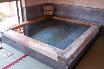 熊本 三加和温泉 内湯
