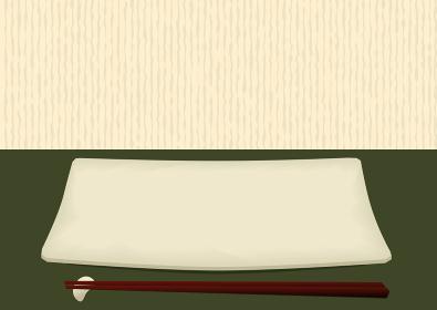 和風の食卓