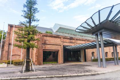 トヨタ産業技術博物館正面口