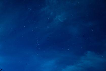 夏の空に輝く星座