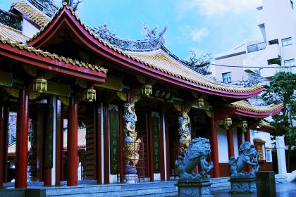 旅路の中華建築