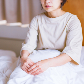 起床 睡眠 療養 だるい 【コロナで自宅療養のイメージ】