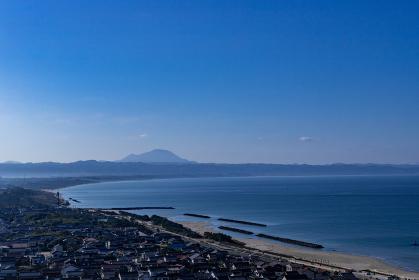 国引き神話の風景薗の長浜 島根県出雲市