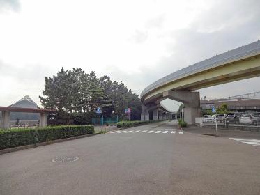 福浦の街並み(神奈川県横浜市金沢区)