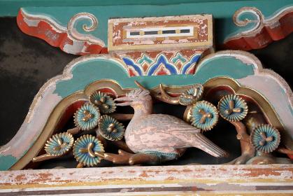 日光 東照宮 彫刻