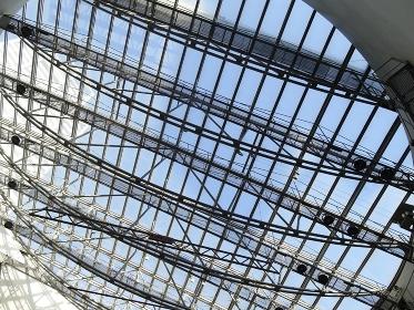 ビルの採光用の天窓